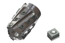 B27 Multi-tooth milling cutters ASF (T09)